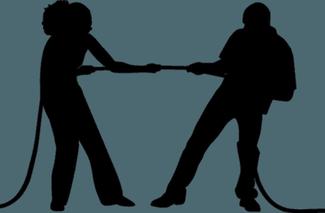 Er du i konflikt med din eks? Få hjælp nu!